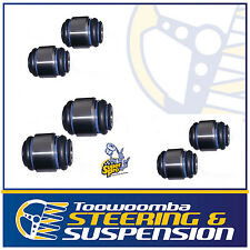 Ford Falcon BA - BF - FG  Rear Toe , Upper and lower Outer Control Arm Bushes