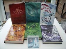 WOLF BROTHER SERIES(6 Books) - Michelle Paver UK1st Signed