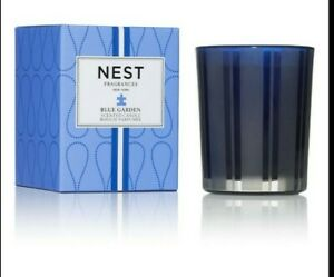Nest Fragrances Blue Garden Scented Candle 8.1 oz Brand New