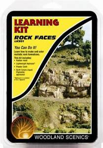 WOODLAND 951 ROCK FACES LEARNING KIT