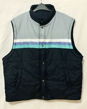 COTTON TRADERS Mens/Ladies Gilet Body Warmer Reversible Jacket Size Size 2XL