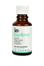 Ie in Essence Hayfever Oil Blend 100 Pure Essential Oil 25ml