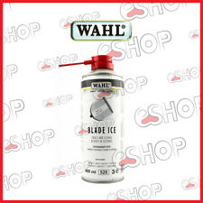 SPRAY REFRIGERANTE LUBRIFICANTE WAHL BLADE ICE 400ML