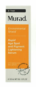 MURAD  RAPID AGE SPOT AND PIGMENT LIGHTENING SERUM 1oz/30ml,in box EXP 9/2021