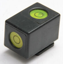 Rowi Bubble Level for Tripod or Shoe Vertical and Horizontal Use - USED V969