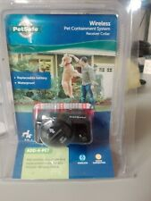 New listing Wireless Pet Containment System Receiver Collar