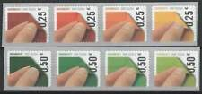 Luxemburg postfris 2005 MNH 1676-1683 - Cijfers