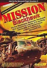 Mission: Blackhawk (Add On for Microsoft Flight Simulator X) by Abacus