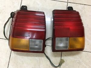 Toyota Starlet EP71 Taillights (Used)