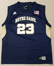 41e9ebec5 EUC Adidas Notre Dame Fighting Irish Basketball Jersey Youth XL 18-20