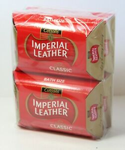 Cussons Imperial Leather Classic 4 x 115g Bath Soap New FNQ_Variety