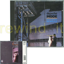 "DEPECHE MODE ""SOME GREAT REWARD"" RARE CD 1ª PRESS 1984 ITALY"
