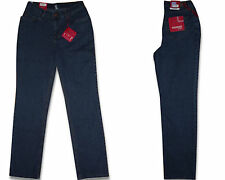 Stooker Tokio Damen Stretch Jeans Hose Blue Stone / Blau