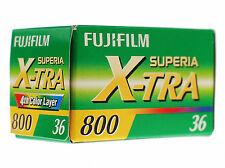 Bande 35mm Pellicule Couleur Fuji/Fujifilm Superia 800 135-36