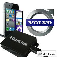 Xcarlink SKU821 Volvo C70 S40 S60 S80 V40 XC70 Car iPod iPhone interface adaptor