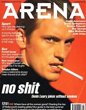 ARENA Magazine #51 DENIS LEARY Julie Delphy NADJA AUERMANN Boy George R POLANSKI