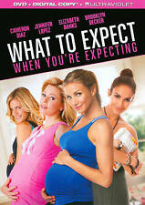 What to Expect When Youre Expecting (DVD, 2012)