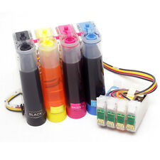 Continuous Ink Supply System for Epson Workforce WF-2520 WF-2530 WF-2540 CISS