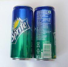 SPRITE Coca Cola can INDIA Green 300ml Tall 2012 Soda Collect