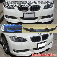 M-Tech Style Front Bumper Lip (Urethane) Fits (07-10 BMW E92 E93)