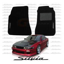 Nissan Silvia S13 Custom Made Floor Mats set of 2 (Silvia Logo) 30%OFF DRIFT