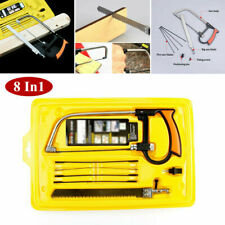 Multi Purpose Hobby Tool 8 in 1 Magic Saw Hacksaw DIY Hand Saw Industrial !^