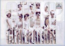 CD de musique édition Japan sur album