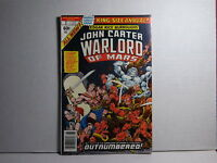 "Marvel Comic Book  ""John Carter Warlord of Mars #2""  (Published in 1978)"