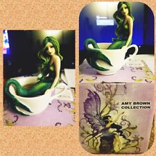 Amy Brown Collection 11639 Mermaid