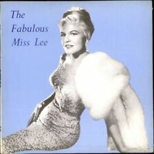 The Fabulous Miss Lee : Peggy Lee