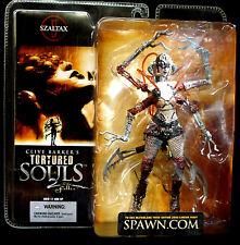 McFarlane Toys Clive Barker Tortured Souls Series 2 Szaltax Action Figure  2002
