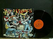 JAZZ O-MANIACS  Sweet Mumtaz  LP       Lovely copy!