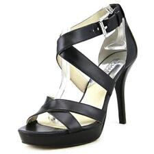 Zapatos de tacón de mujer Michael Kors color principal negro de piel