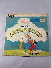 Walt Disney's Johnny Appleseed Vintage 1949 RCA Victor 45 Extended Play