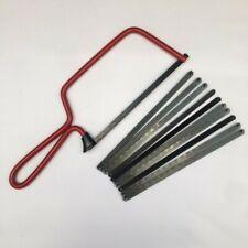 Neish Tools Sierra de Mano Junior C/ Con 10 Recambio Cuchillas (91.008)