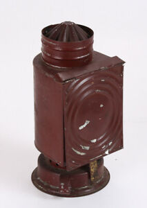 SAFE LAMP, WITH RED FILTER, FOR DISPLAY ONLY/cks/214902
