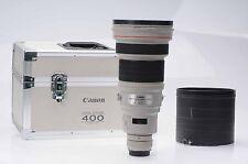 Canon EF 400mm f2.8 L II USM Lens 400/2.8                                   #566