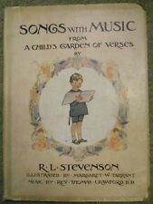 Songs with Music, From 'A Child's Garden of Verses