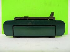posterior de la manija de Puerta izquierda Verde lz6l cactus AUDI 80 90 100