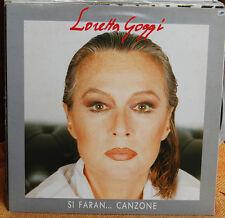 LORETTA GOGGI – SI FARAN...CANZONE LP N. 1252