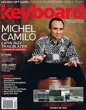 2007 Keyboard Magazine Reviews Cakewalk Sonar 7, Propellerhead Reason 4, ABSYNTH