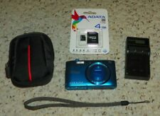 Nikon COOLPIX S3600 - 20.1 MP Digital Camera with 8x Zoom - Blue