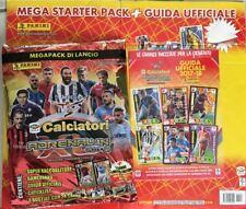Mega Starter Pack Adrenalyn XL 2017 2018 18 Raccoglitore Panini cards Calciatori