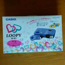 Casio Loopy My Seal Computer SV-100 Console System Japan Import USED