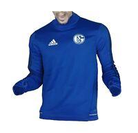 FC Schalke 04 Trainingstop Sweatshirt Adidas 2017/18 M L XL 2XL