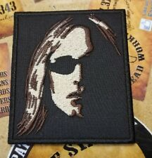 Tom Petty silhouette patch