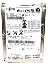 Fujitsu 60GB MHW2060BH CA06820-B481000L SATA Laptop Hard Drive - WIPED & TESTED