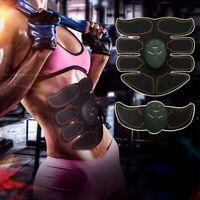 Magic EMS ABS Simulator Waist Training Body Abdominal Muscle Exerciser Fitness