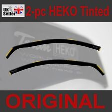 Honda Civic Type R EP2 3-doors 2001-2005 2-pc Wind Deflectors HEKO Tinted