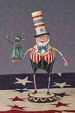 Lori Mitchell™ - Patriotic Pete - w Statue of Liberty - USA 4th of July - 11032